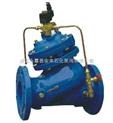 电动遥控水力控制阀 J145X 隔膜式电动遥控浮球阀厂家