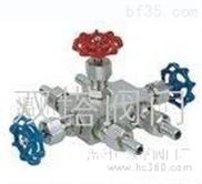 1151法蘭式針閥組/J23SA三閥組/取樣針型閥