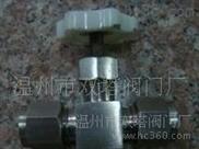 高密度取樣針型閥/QJ-1卡套針型閥/儀表閥組