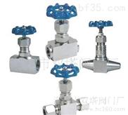J19H内螺纹仪表阀/J61Y针型阀/承插焊针型阀