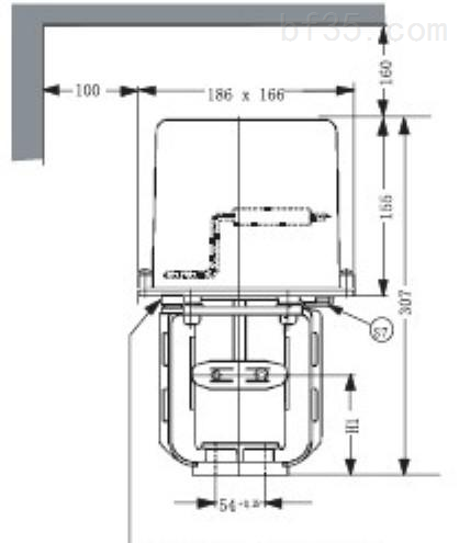 江森电动阀门执行器ra-3041-7326