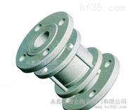 供应PG耐磨陶瓷对夹式止回阀