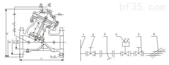 遥控机械结构图