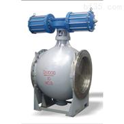 供应气动铝合金球阀Q641F-10L