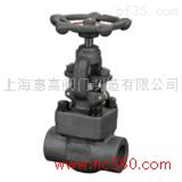 供应J11|J41|J6锻钢截止阀|锻钢阀门|锻钢内螺纹截止阀