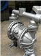 QBY铝合金气动隔膜泵/气动双隔膜泵/柱塞隔膜泵