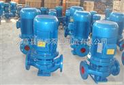 ISG立式管道离心泵,单级管道增压离心泵,奥邦离心泵
