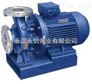 ISWH型不锈钢卧式管道离心泵