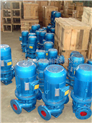 ISG立式单级管道离心泵,立式单级单吸管道离心泵,奥邦泵业