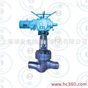 供應電動焊接截止閥 電動高壓截止閥 J961Y-160