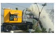 ZW型无堵塞强自吸移动式柴油机排污泵