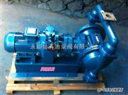 电动隔膜泵,不锈钢材质隔膜泵,DBY型电动隔膜泵,英迪牌电动隔膜泵