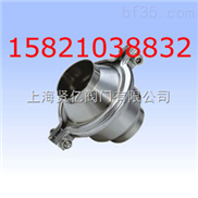 衛生級焊接止回閥H24X-E型