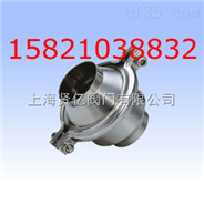 卫生级焊接止回阀H24X-E型