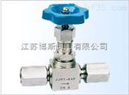 内螺纹针型阀-JJM1-320P型不锈钢针型阀