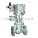 郑州J641H-100C气动高压截止阀