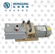 供应2XZ-0.5旋片式真空泵,双级旋片式真空泵,双级真空泵
