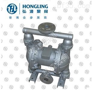 QBY-40不銹鋼氣動隔膜泵,不銹鋼隔膜計量泵,微型氣動隔膜泵
