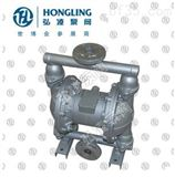 QBY-65不銹鋼隔膜泵,氣動不銹鋼隔膜泵,耐腐蝕氣動隔膜泵