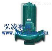 PBG40-100A屏蔽式管道泵,立式管道屏蔽泵,单级屏蔽泵