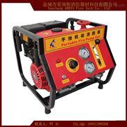 优惠促销柴油机手抬泵双吸消防泵