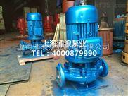 立式单级管道离心泵,管道离心泵产品概述,ISG单级单吸管道离心泵