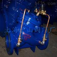 J145X电动遥控阀批发-水力控制阀