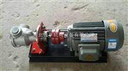 宜昌强亨不锈钢高粘度硅油齿轮泵做工*产品供不应求