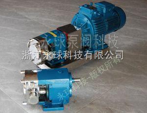 LQ3A-135型不锈钢转子泵