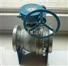 上海生产美标球阀Q341F蜗轮球阀