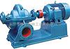 150S100单级双吸离心泵精工泵业卧式中开泵